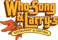 Primary Logo: Who Song & Larry's